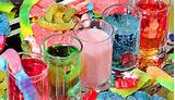 Candy Wedding Drinks by Swizzle Mobile Bar