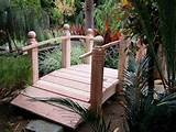 how to build wooden bridge handcrafted wooden arch bridges and