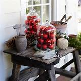 simple homemade christmas decorations outside diy small garden