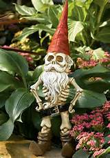 Funny Garden Gnomes 06
