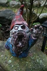 Zombie Groundbreaker Garden Gnome by RevenantFX on Etsy, $60.00