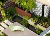 arranging door shade table idea for landscape design trough