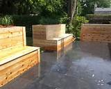 box looks very large outdoor planter ideas Patio & Garden Designs ...