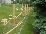 seven very cheap garden fence ideas gardening tips n ideas