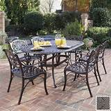 Aluminum versus Wrought Iron Outdoor Patio Furniture