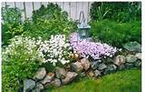 download flower bed ideas for front of house on original size above