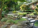 ... Garden Landscapes 〉 Front Yard Landscaping And Rock Garden Design