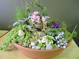 Indoor Fairy Garden Ideas An indoor fairy garden,