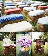 Outdoor Rustic Wedding Fall Outdoor Wedding Ideas