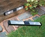 the solar powered path lights made by pifco are a versatile lighting