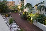 tropical garden landscape ideas