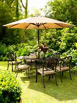 Hartman Amalfi 2.2m Oval Set - Metal Garden Furniture