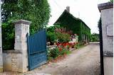 french garden decor ivy covered farm house french france country decor ...