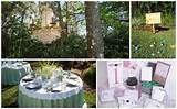 Wedding Reception Venues: Garden Wedding Ideas
