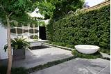 modern outdoor courtyard garden landscape designs