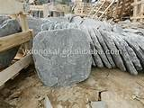 decorative garden edging stone