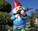 Combat Garden Gnomes - $78.00
