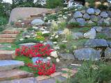 Rock Garden for Beauty