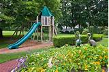 backyard landscaping ideas for kids with playground