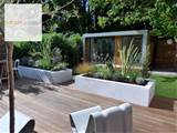 contemporary modern landscape design ideas for small urban gardens and