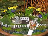 ... miniature fairy garden ideas pretty miniature fairy garden ideas