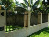 Decorative Fencing in Perth, WA - Click to Enlarge