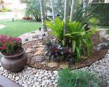 landscape ideas eclectic landscape with rock garden design ideas