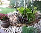 Landscape Ideas : Eclectic Landscape With Rock Garden Design Ideas ...