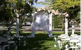 Common Outdoor Wedding Ceremony Decorations by Pinkog.com