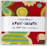 Avant Garden Charm Pack – Momo for Moda Fabrics