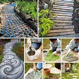 lovely diy garden pathway ideas 25 Lovely DIY Garden Pathway Tips ...
