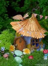 Magical Fairy Garden Fairy garden feature :: 2013