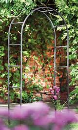 Tom Chambers Classic Steel Garden Arch