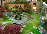 禅的自然 28款日式现代庭院景观设计(组图)
