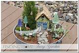 Gardens Ideas, Gardens Decor, Minis Gardens, Fairies Gardens, Fairies ...