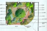 design renderings large park designs formal garden landscaping plan