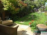 Garden Designs Small Gardens Free Courtyard