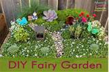 Garden :: How to Make a Fairy Garden