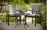 hartman david domoney celtic square bistro set