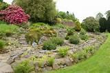 large rock garden design ideas
