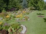 flower bed edging ideas