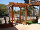 ... Garden Trellises, Arbors, and Pergolas rustic arbors and pergolas