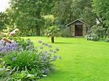 Garden :Garden Lawn Ideas - HeimDecor