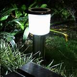 ... Solar Garden Light with Wireless Speaker > 2013 Solar Garden Lights
