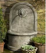 products outdoor garden decor outdoor fountains home outdoor fountains ...