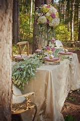 Philippines - Whimsical Fairytale Forest Woodland Wedding Ideas ...