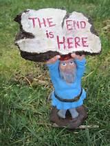 zombie garden gnomes doomsday dan