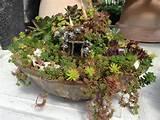 handmade custom fairy garden 800x600 miniature gardens news articles