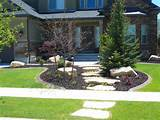 modern front yard landscaping 2