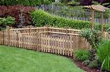 garden fences many people struggle with choosing the perfect fencing